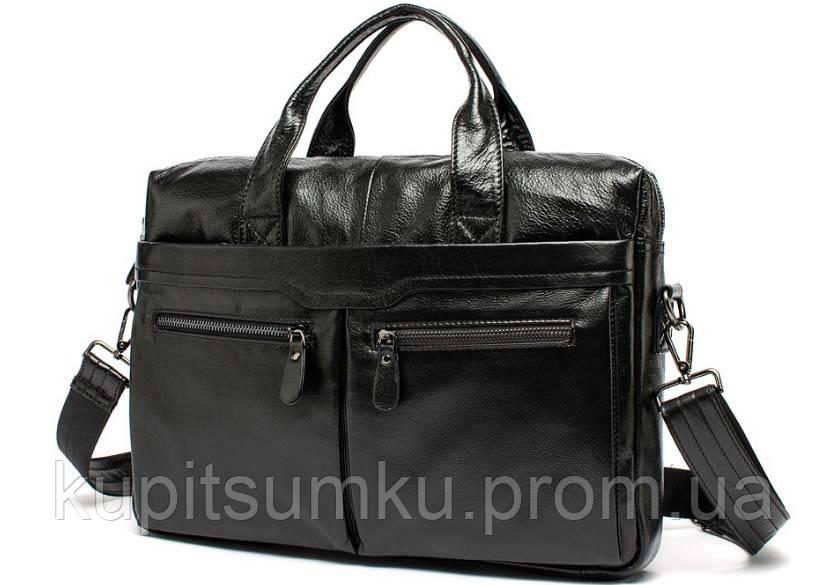 Портфель сумка Мужская ZEFIR IV5453GL Черный
