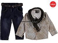 Нарядный комплект с рубашкой для мальчика 3,4 года код.206346