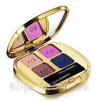 Тени для век Dolce&Gabbana The Eyeshadow Smooth Colour