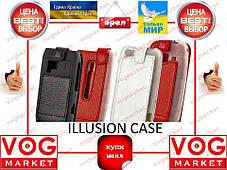 Чехол Nokia 620 кожа цветной K, фото 2