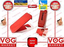 Чехол Nokia 620 кожа цветной K, фото 3