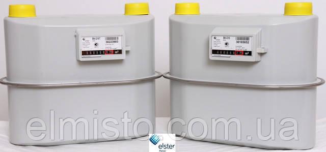 газові лічильники Elster (виробництво Німеччина, Словаччина)