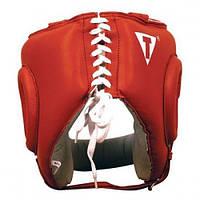 Боксерский шлем TITLE Boxing Face Protector