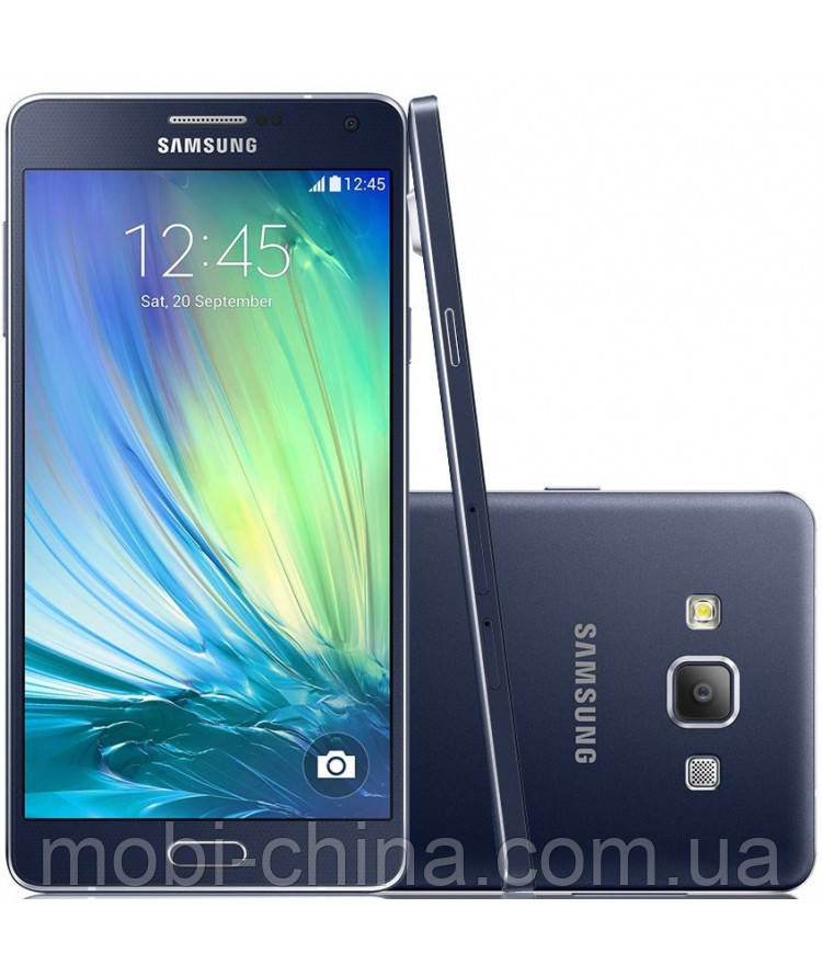 Смартфон Samsung Galaxy A7 16GB A700 Black