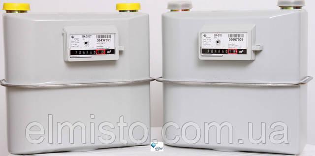технические характеристики газовых счетчиков ELSTER BK G10