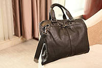 Стильная мужская сумка. Портфель для документов.