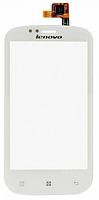 Сенсор (тач скрин) LENOVO A780 white (оригинал)