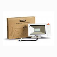 LED прожектор VIDEX Slim Sensor 10W 5000K 220V White