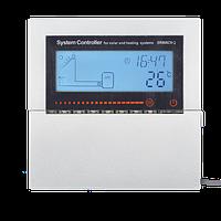 Контроллер с выносным дисплеем для гелиосистем под давлением СК868C9, фото 1