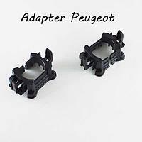 Переходники, адаптеры ламп Peugeot 508, Citroen, Ford Mondeo