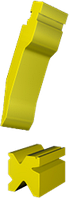 Инструменты Роллери типа RX