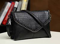 Вместительная женская сумочка - клатч