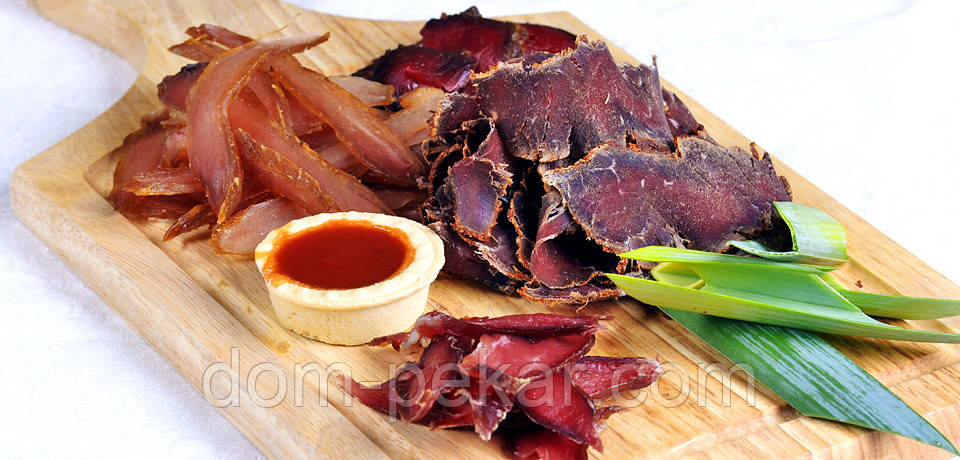 Приправа для сыровяленного мяса (50 гр.) - Магазин Домашний Пекарь в Днепре