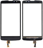 Сенсор (тач скрин) LG L Bello D331, D335 Dual Black (оригинал)