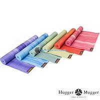 Мат для йоги и пилатес HUGGER-MUGGER Tapas Nature Collection