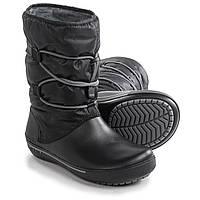 Cапоги Crocs Crocband II. 5 Cinch Boot W6