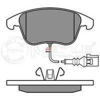 Колодки тормозные дисковые передние, комплект на Volkswagen Tiguan.Код:025 243 3219/W