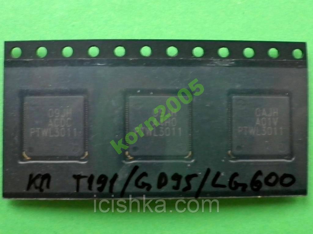 Контроллер питания PTWL3011 / TWL3011 - Motorola T191, LG 600, Panas GD95