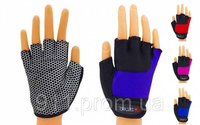 Перчатки для фитнеса  Zelart  BC-3788
