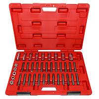Набор инструментов для разбора стоек амортизаторов, 39 предметов Force