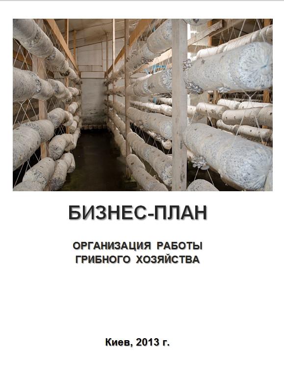 Бизнес-план (ТЭО). Грибы. Вешенка. Шампиньон. Промышленное производство грибов. Интенсивный метод грибоводство
