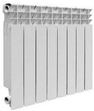 Биметаллический радиатор MIRADO 300/85, фото 2