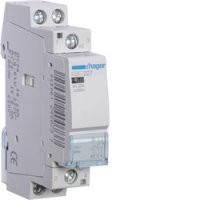 Контактор Hager ESC227 230В/25A 1Н.О+1Н.З