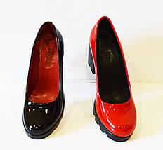 Туфли красные лакированные Ripka , фото 3