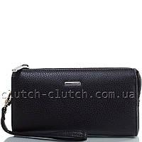 Мужская сумка-клатч Karya SHI0701-45-2FL черная