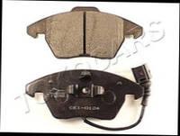 Колодки тормозные дисковые, комплект на Volskwagen Caddy.Код:CE1-0124TOKO