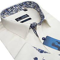 Белая рубашка для мужчин
