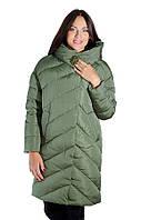 Женское пальто на био-пуху ATHENA 2