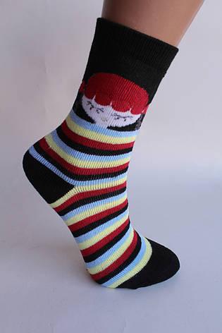 Махровые носки на девочку «BFL» 26-28, фото 2