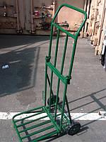 Грузовая тележка цельнометаллическая, грузоподъемность до 130 кг., фото 1