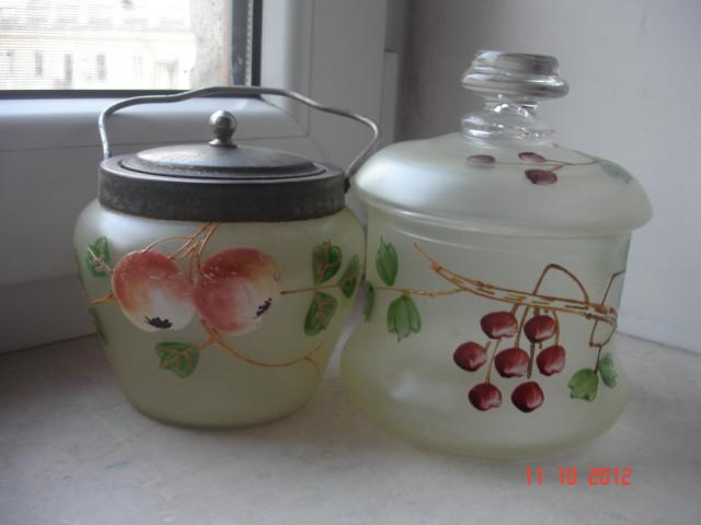 Чайница и сахарница С.В, Перлов Москва реклама