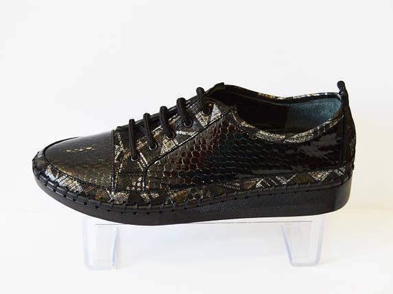 Туфли на шнурке женские Ripka 300, фото 2