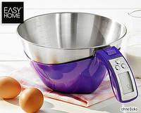Весы кухонные EASY HOME , фото 1