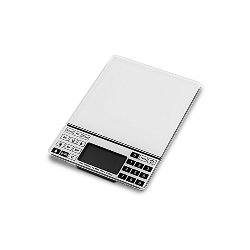 Кухонные весы со счетчиком калорий Medion