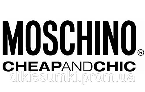 """Сумки Moschino - купить по низким ценам в магазине сумок """"Дикие сумки"""""""