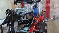 Станок автомат для производства сетки рабицы СА-2 Уневерсальный
