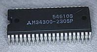 Процессор M34300-230SP; (SDIP-42)