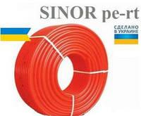 Труба  SINOR  PE-RT (Синор) с кислородным барьером (Украина)