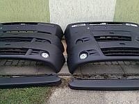 Бампер передний та задний на Opel Vivaro, Renault Trafic, Nissan Primastar, Опель Виваро, Рено Трафик 01-14