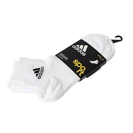 Носки Adidas, 3 пары в комплекте, Артикул Z11436, размер 35-38