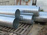 Спирально-навивной воздуховод диам.100 мм оц.0,5мм Spiralex , фото 6