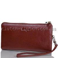 Мужская сумка-клатч Karya SHI0701-9-10 рыжая