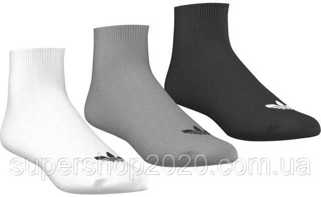 Шкарпетки Adidas Trefoil, Артикул AB3919, р. 39-42