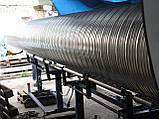 Спирально-навивной воздуховод диам.100 мм оц.0,5мм Spiralex , фото 3