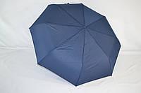 Механический зонт на 8 стальных спиц с пластиковым окончанием.