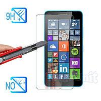 Защитное стекло для экрана Microsoft (Nokia) Lumia 640 / 640LTE твердость 9H, 2.5D (tempered glass)